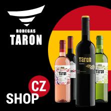Prodej vín Taron | vinařství Taron